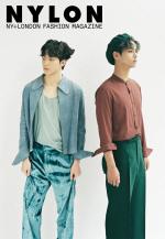 빅스 엔 홍빈, '패션왕' 자태 뽐낸 치명적인 패션 화보