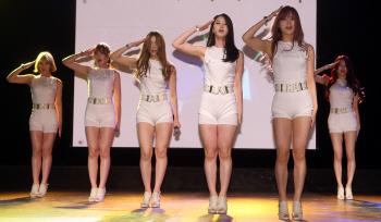 걸그룹 워너비 `데뷔 쇼케이스`
