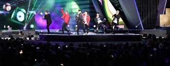 [포토]2PM '흥겨운 무대~'