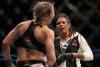[포토] `UFC 여성 동성커플`의 옥타곤 데이트?