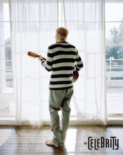 박원, 기타 하나 들었을 뿐인데…뮤지션 분위기 물씬