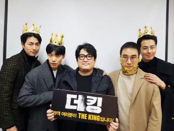 '더 킹' 100만 돌파…'변호인'과 같은 속도