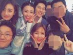 박솔미, 류수영♥박하선 결혼 축하…'꽃보다 예뻤어'