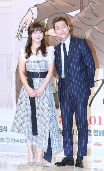 [포토]배우 남상미-남궁민, '남남커플'