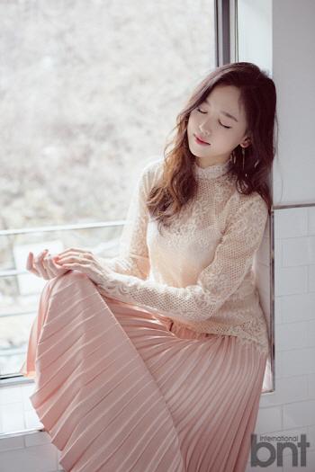 [포토]강한나 같이 연기해보고 싶은 배우? 조정석