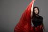 [포토]이사벨, 이상봉의 드레스 통해 표현한 'K팝페라' 의지