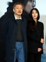 홍상수 감독·김민희