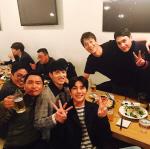 지창욱, 김래원 응원 ''프리즌' 대박'…의외의 절친