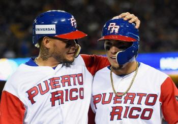 푸에르토리코, WBC 베스트11에 6명...이스라엘 자이드도 포함