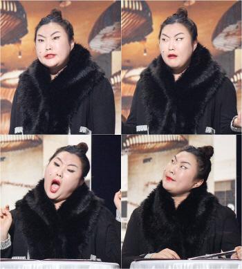 '개콘' 이수지, 앵그리버드女 변신 '폭소'