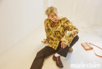 [포토]지코, 자유로운 '영 블러드 프로듀서'