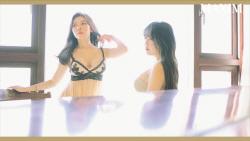 이예린-송수진, 매력미 뿜뿜
