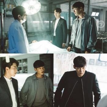 '터널' 최진혁·윤현민, 연쇄 살인마 김민상 정체 눈치챘나