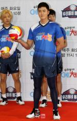 조동혁, 배구선수 한송이와 열애설 휩싸여