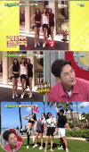 김우리, 우월한 가족사진…모델들 아니야?