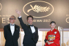 [포토] 기무라 타쿠야, `무한의 주인`으로 칸 영화제 참석