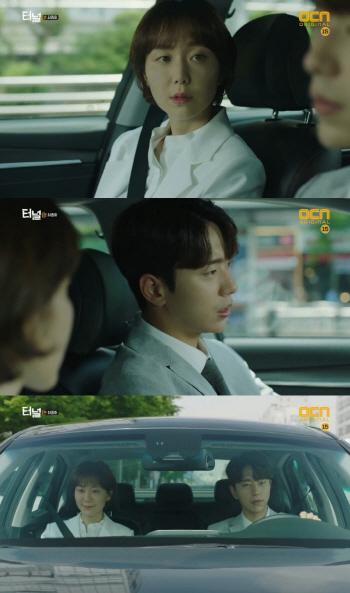"""'터널' 윤현민♥이유영, 좀 더 가까이…""""습관돼도 좋다"""""""