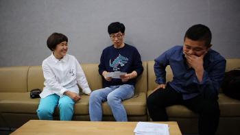 김영철·송은이, 가상결혼 청첩장 받은 강호동·유재석 반응은?
