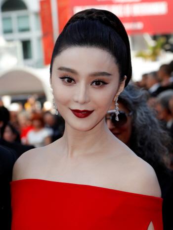 [포토]'칸 영화제' 판 빙빙, '강렬'