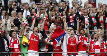 아스널, 첼시 꺾고 통산 13번째 FA컵 우승