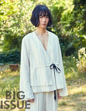 [포토]배두나, 독특한 패션