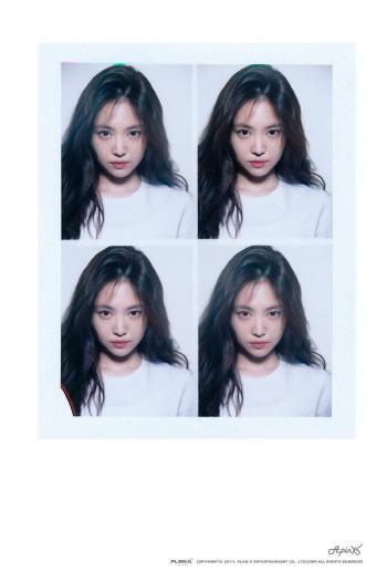 [포토] 에이핑크, 손나은 증명사진 티저 '청순 미모'