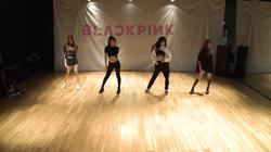 NO조명·무편집…블랙핑크, 연습실 안무영상 공개
