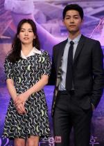 송중기♥송혜교, 사랑의 키워드는 '가치관·신뢰·진정성'