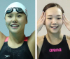 한국 여자수영 새 희망으로 떠오른..