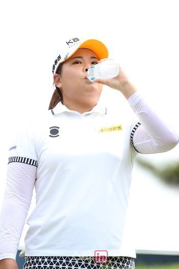 [포토] 골프여제 박인비 '열 여덟번째 도전, 우승이 목마르다'