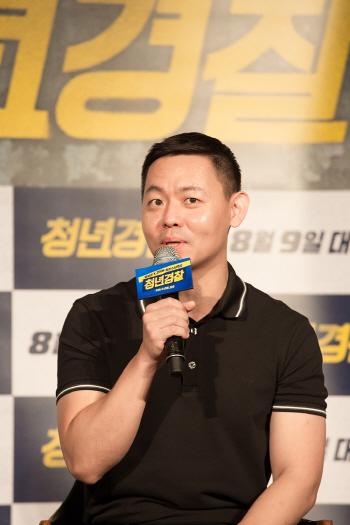 """[청년경찰②]김주환 감독 """"박서준 가슴, 강하늘 머리""""(인터뷰)"""