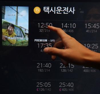 [포토]영화 '택시운전사' 2017 첫 천만 등극
