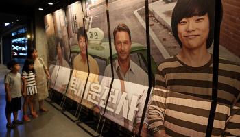 [포토]5.18 다룬 '택시운전사', 천만 돌파