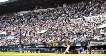 2017 KBO 리그 '2년 연속 800만 관중' 돌파