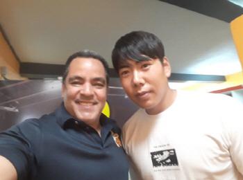 강정호, 도미니크공화국서 3주간 실전 훈련