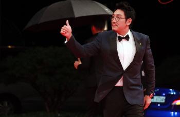 [포토]배우 조진웅, '최고가 최고에게'