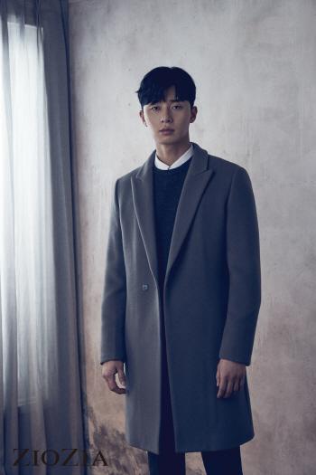 [포토]박서준, 코트의 정석