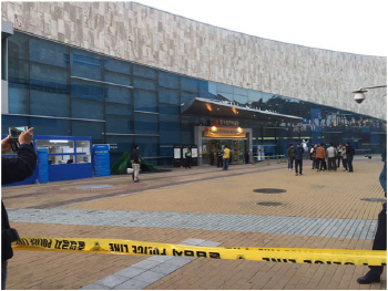 BIAF2017 개막식, 폭발물 설치 신고로 지연…경찰 수색 중