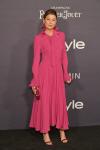[포토]엘렌 폼페오, 화사한 핑크빛 드레스
