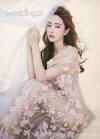 홍수아, 아찔한 시스루 드레스