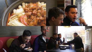 '어서와' 프랑스 친구들이 '사탄의 퓌레'라고 표현한 韓음식은?