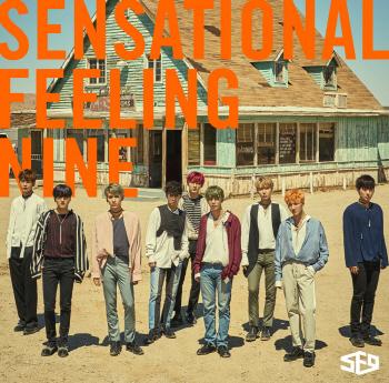 SF9, 日 첫 정규앨범 오리콘 3위