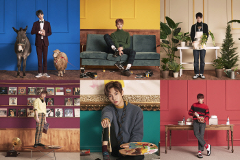 NCT DREAM, 캐럴 'JOY' 티저 영상 오늘(14일) 오후 6시 공개