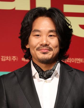 [포토]김인권, 영화 '비밥바룰라' 많이 사랑해주세요!