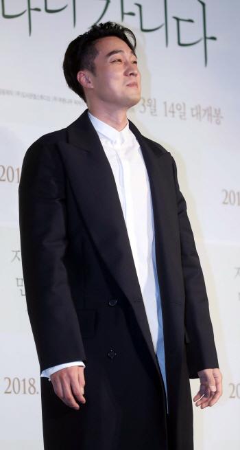 [포토]소지섭 '흐뭇한 미소'