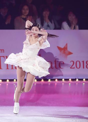 [포토] '퀸 연아' 2018 버전