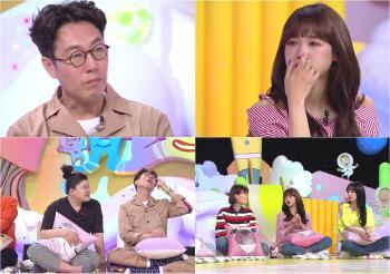 '안녕하세요' 김영철 눈물에 MC들 당황...최유정도 폭풍눈물