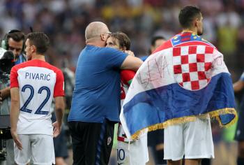 '416만명 소국' 크로아티아가 보여준 투혼...그들은 진정한 승자였다