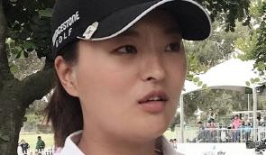 고진영 '하이트진로챔피언십 우승 한 번 더, 맥주 원 샷 한 번 더'