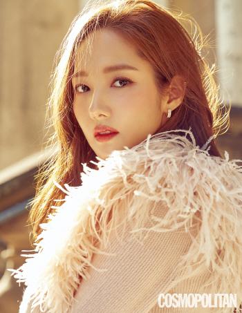 박민영, 패션 화보